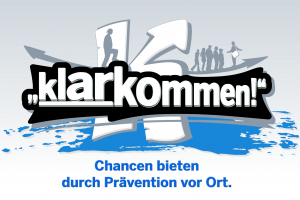 Logo Klarkommen